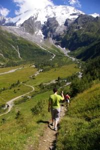 randonnées mont blanc