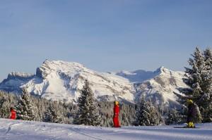 ski saint gervais