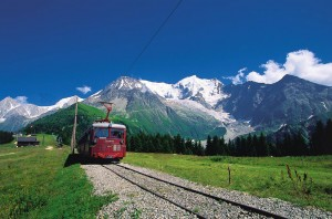 tramway mont blanc